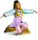 Kidorable - Mermaid Raincoat Size 3