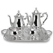 Whitehill - Silver Plated Tea Set 5pce