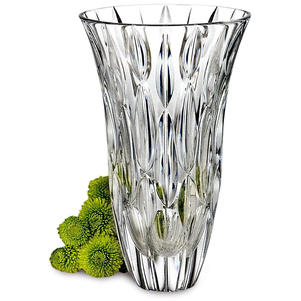Waterford marquis rainfall vase 28cm peters of kensington reviewsmspy
