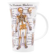 Dunoon - Glencoe Human Body Mug