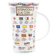 Dunoon - Flag Codes Glencoe Mug