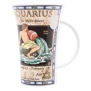 Dunoon - Zodiac Aquarius Glencoe Mug