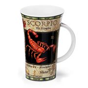 Dunoon - Glencoe Zodiac Scorpio Mug