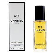 Chanel - No.5 Eau de Toilette Refillable Spray 50ml