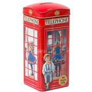 Churchill's - Phone Box Toffee Tin 200g