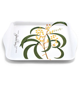 Ashdene - Floral Emblems Wattle Scatter Tray