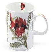 Ashdene - Floral Emblems Sturt's Desert Pea Mug
