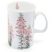 Ashdene - Floral Emblems Pink Heath Mug