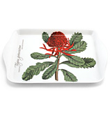 Ashdene - Floral Emblems Waratah Scatter Tray