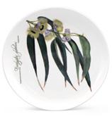 Ashdene - Floral Emblems Blue Gum Plate