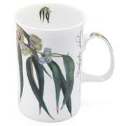 Ashdene - Floral Emblems Blue Gum Mug