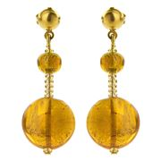 Antica Murrina - Frida Autumn Murano Earrings
