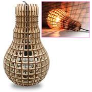 Suck UK - Wooden Bulb Lamp