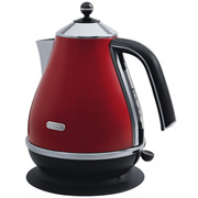 DeLonghi - Icona Kettle Red
