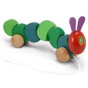 World Of Eric Carle - Very Hungry Caterpillar Pull-Along