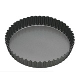 MasterClass - Non-Stick Loose Base Fluted Quiche Tin 25cm