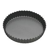 MasterClass - Non-Stick Loose Base Fluted Quiche Tin 23cm