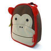 SkipHop - Zoo Lunchies Lunch Bag Monkey