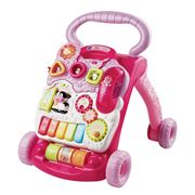 Vtech - First Steps Pink Baby Walker
