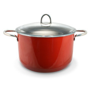 Silit - Energy Red High Casserole Dish 24cm/6L