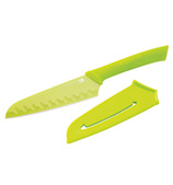 Scanpan - Spectrum Santoku Knife Green