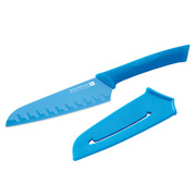 Scanpan - Spectrum Santoku Knife Blue