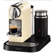 DeLonghi - Nespresso Citiz & Milk Beige Coffee Machine