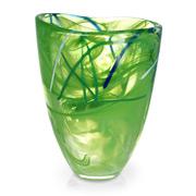 Kosta Boda - Contrast Vase Lime