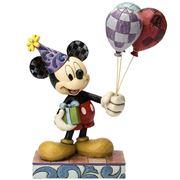 Disney - Mickey Cheerful Celebration Figurine