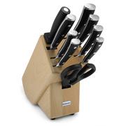 Wusthof Trident - Classic Ikon Knife Block Set 10pce