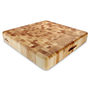 Catskill - The Slab Square End Grain Chopping Board