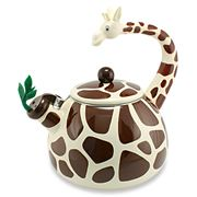 Animal Kettle - Giraffe Kettle