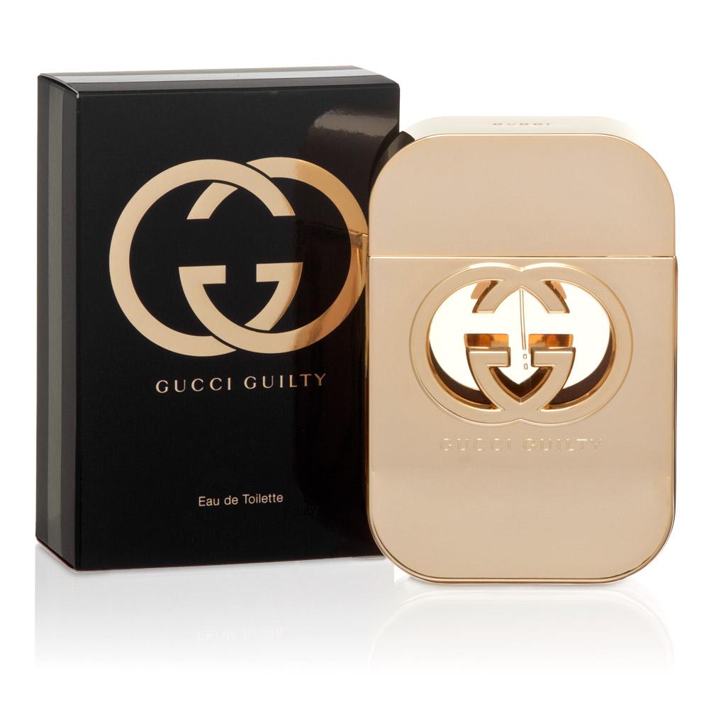 Gucci - Guilty Eau De Toilette 75ml