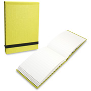 Designers Guild - Flip Top Notebook Green A6