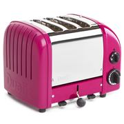 Dualit - Chilli Pink 3 Slice Toaster
