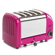 Dualit - Chilli Pink 4 Slice Toaster