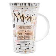 Dunoon - Glencoe Music Mug