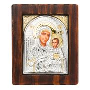 Clarte Icon - Holy Virgin Mary Of Jerusalem 8x9.5cm