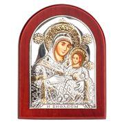 Clarte Icon - Holy Virgin Mary Of Bethlehem 7cm