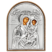 Clarte Icon - Holy Virgin Mary Quick Listening 7cm