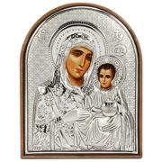 Clarte Icon - Holy Virgin Mary Of Jerusalem 7cm