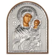 Clarte Icon - Holy Virgin Mary Lady Healer 10.5cm
