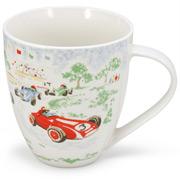 Cath Kidston - Crush Mug Racing Cars