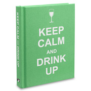 Book - Keep Calm And Drink Up