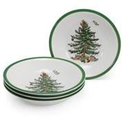 Spode - Christmas Tree Bowl Set 4pce