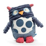 Annabel Trends - Pillow Pals Small Musical Navy Owl