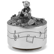 Royal Selangor - Teddy Bears' Picnic Music Box
