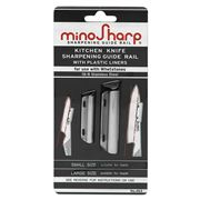 Global - MinoSharp Whetstone Sharpening Guide Rails