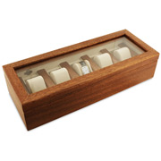 Agresti - Wooden Box for 5 Watches