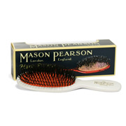 Mason Pearson - Ivory Pocket Bristle Brush
